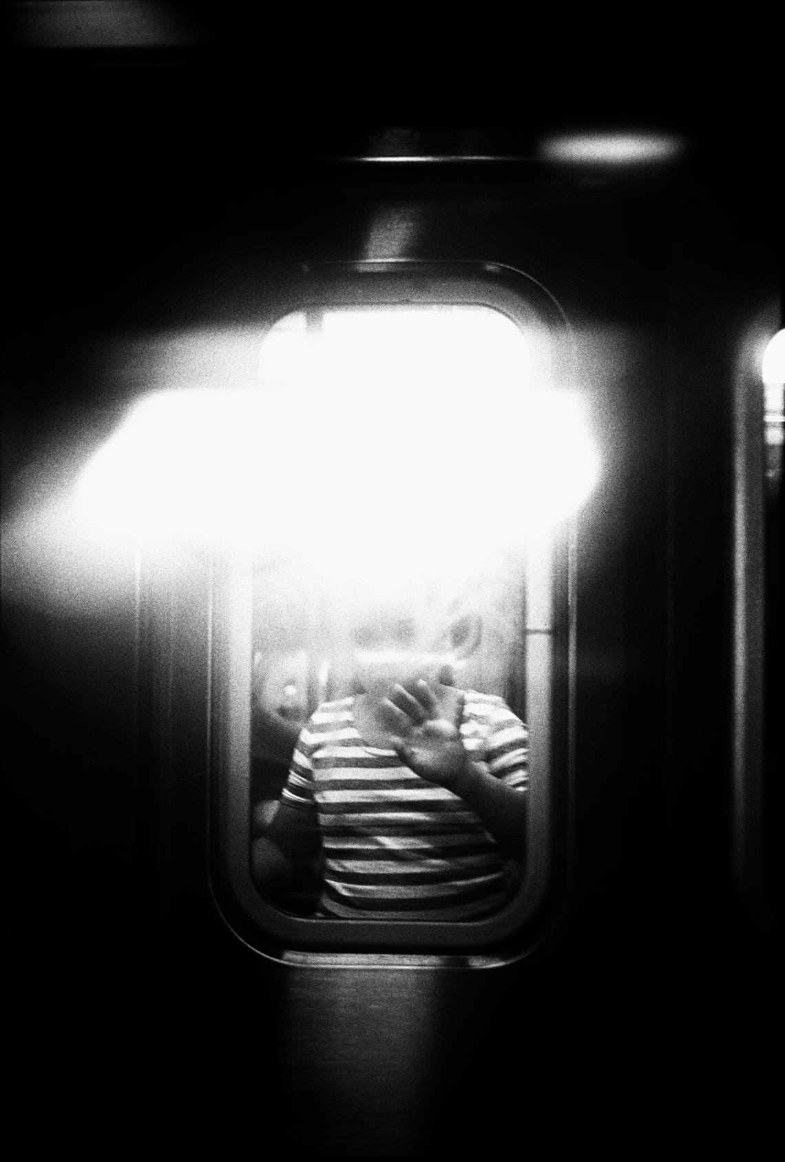 4-Train, Bronx, New York , 2002 (from Dear New Yorker)